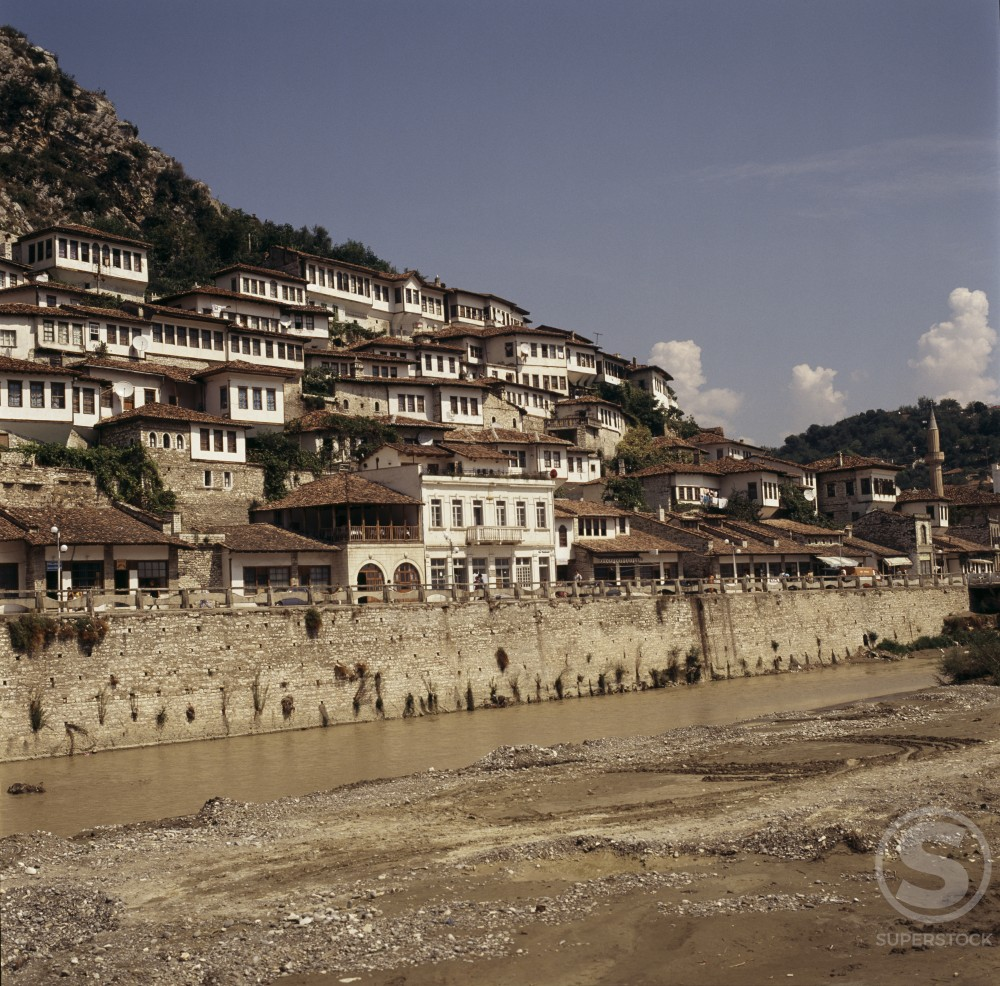 Stock Photo: 2102-1317 Osum River