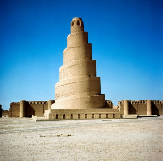 Stock Photo: 2102-2531 Abu Dulaf Mosque