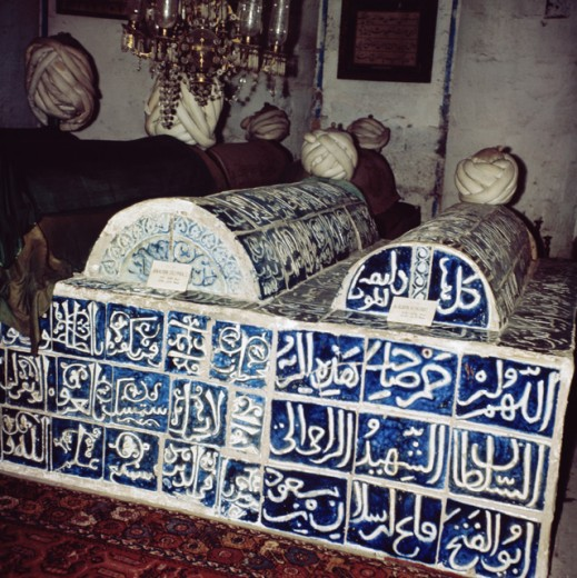 Stock Photo: 2102-2814 Tomb