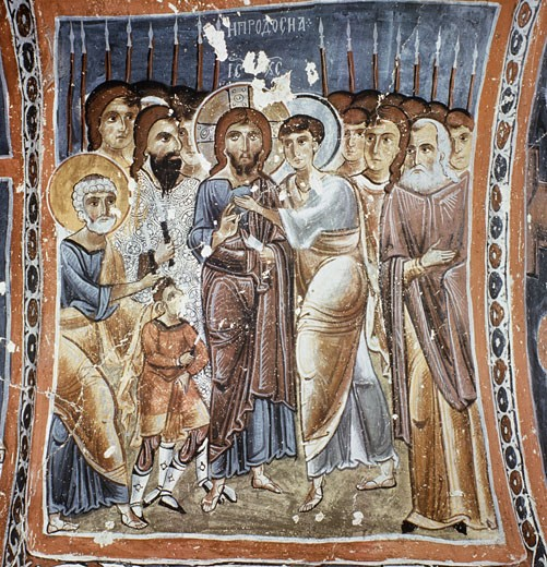 Stock Photo: 2102-529562 Exodus Of Jesus