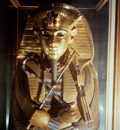 Tutankhamen: Third Coffin 
