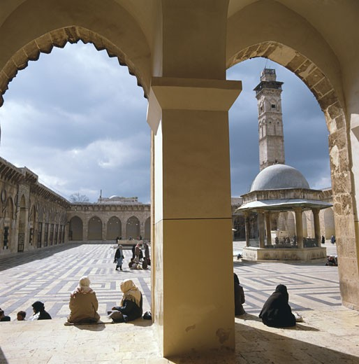 Stock Photo: 2106-311 Grand Mosque