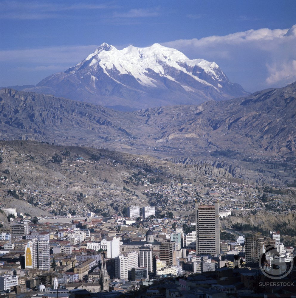 Stock Photo: 2106-541680 La Paz