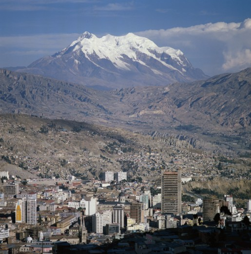 Stock Photo: 2106-541681 La Paz