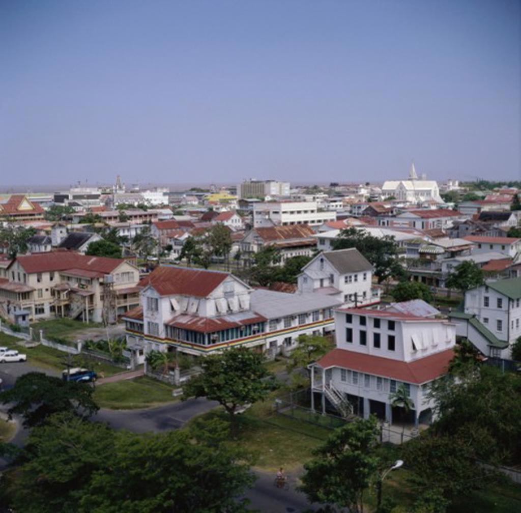 Stock Photo: 2106-578724 Georgetown Guyana