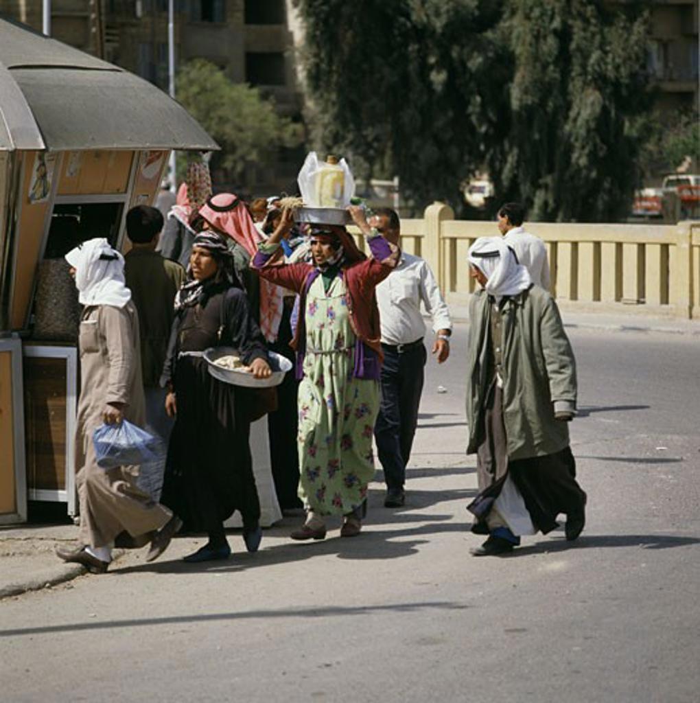 Deir ez Zor Syria : Stock Photo
