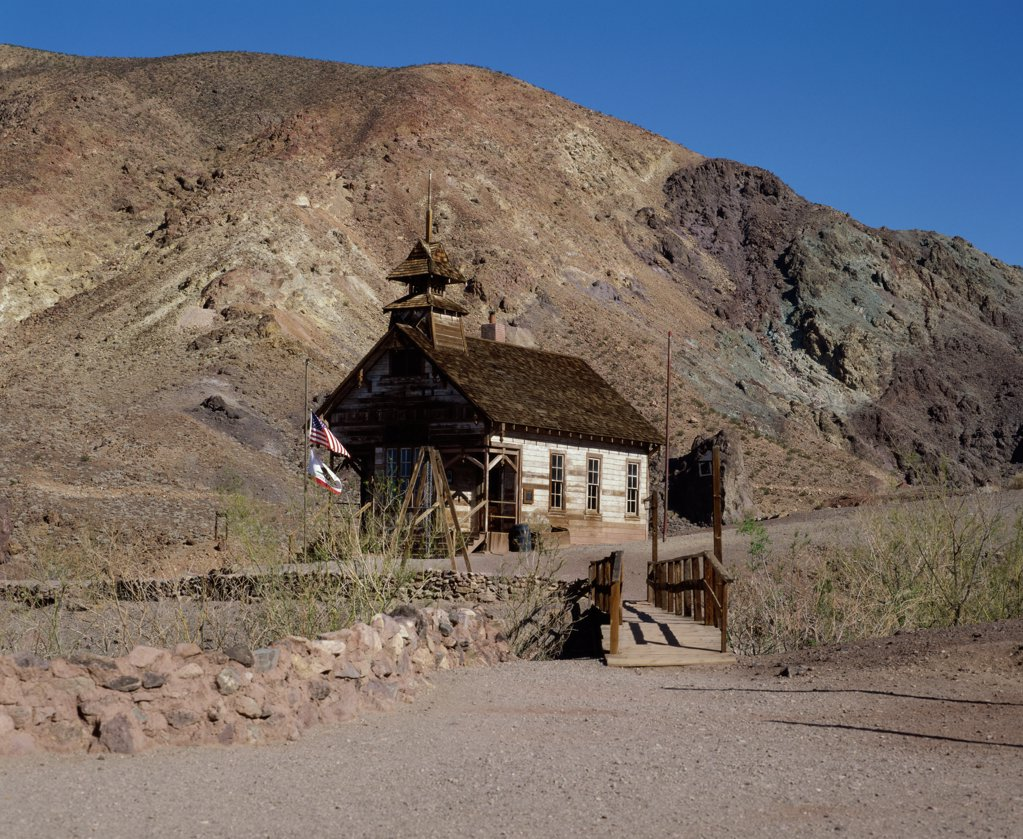 Calico Ghost Town, Barstow, California, USA : Stock Photo