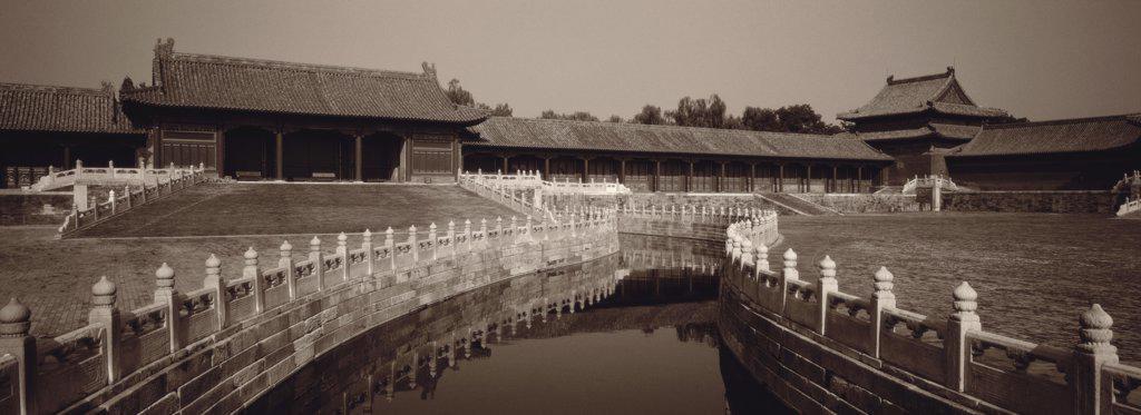 Forbidden City Beijing China   : Stock Photo