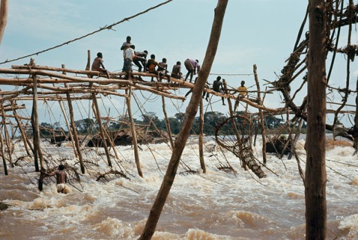 Stock Photo: 2120-469893 Wagenia Fisheries