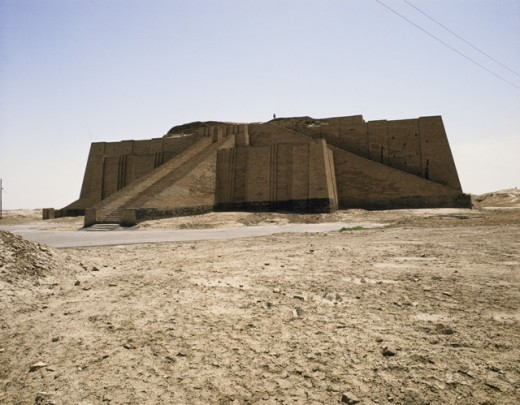 Stock Photo: 2120-501879 Ziggurat