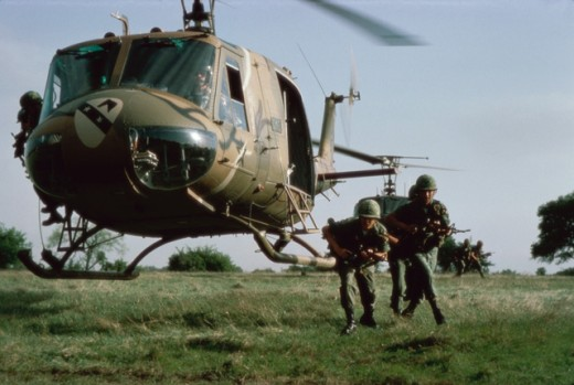 Stock Photo: 214-489 UH-1H HUEY