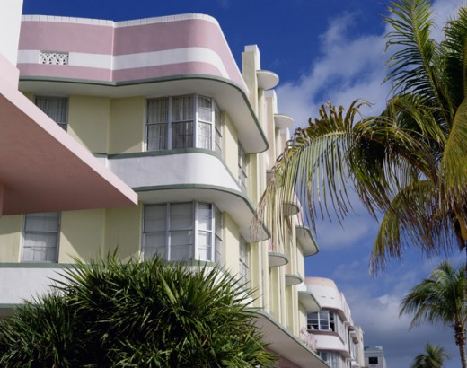 Stock Photo: 2142-323 Ocean Drive