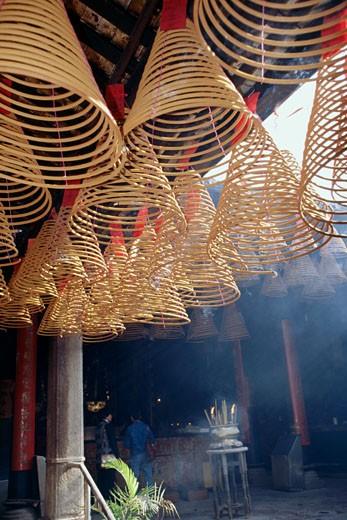 Kun Iam Temple Macau China : Stock Photo