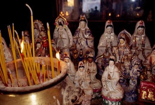 Stock Photo: 2173-1448 Kun Iam Temple Macau China
