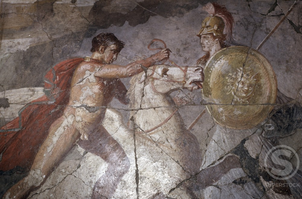 Perseus and the Gladiator