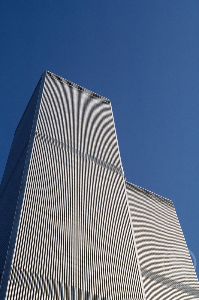 USA,  New York State,  New York City,  World Trade Center,  low angle view : Stock Photo