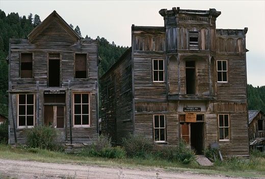 Elkhorn Ghost Town