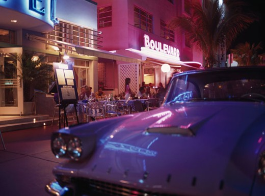 Stock Photo: 220-364B Colony Hotel 