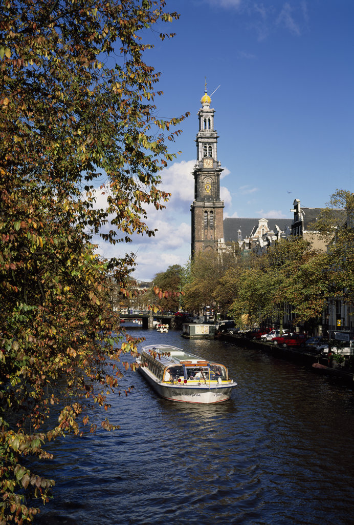 Stock Photo: 2231-297 Westerkerk