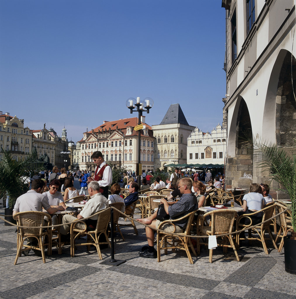Stock Photo: 2231-403 Old Town Square