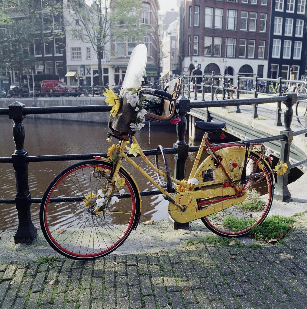 Stock Photo: 2231-464 Amsterdam Netherlands