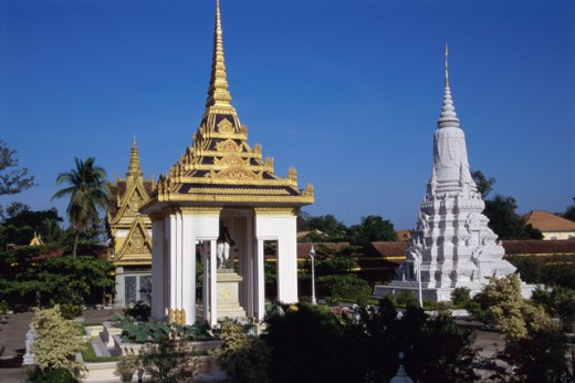 Silver Pagoda
