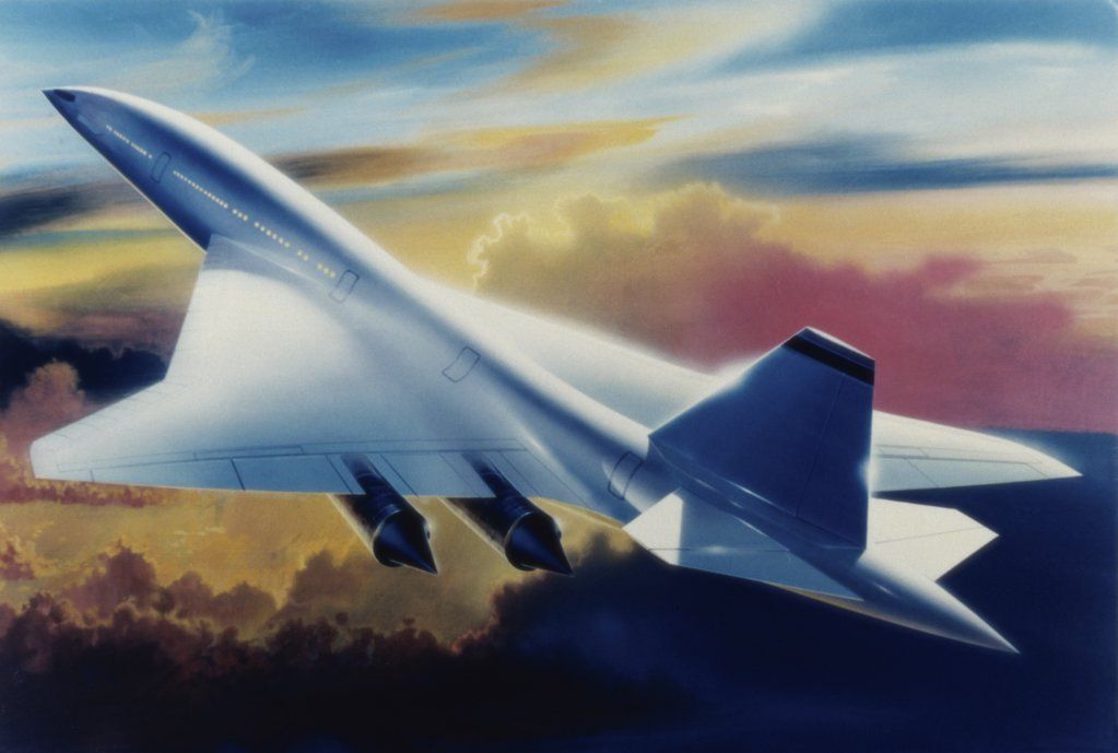Boeing Conceptual Design For