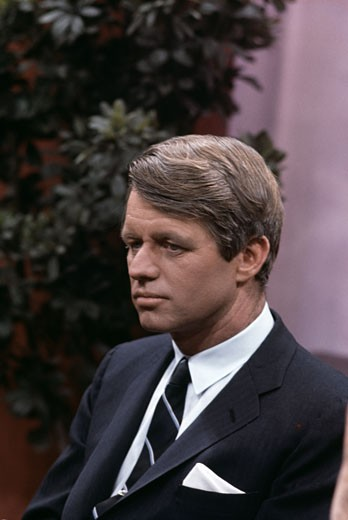 Robert F. Kennedy(1923-1968)American Politician : Stock Photo