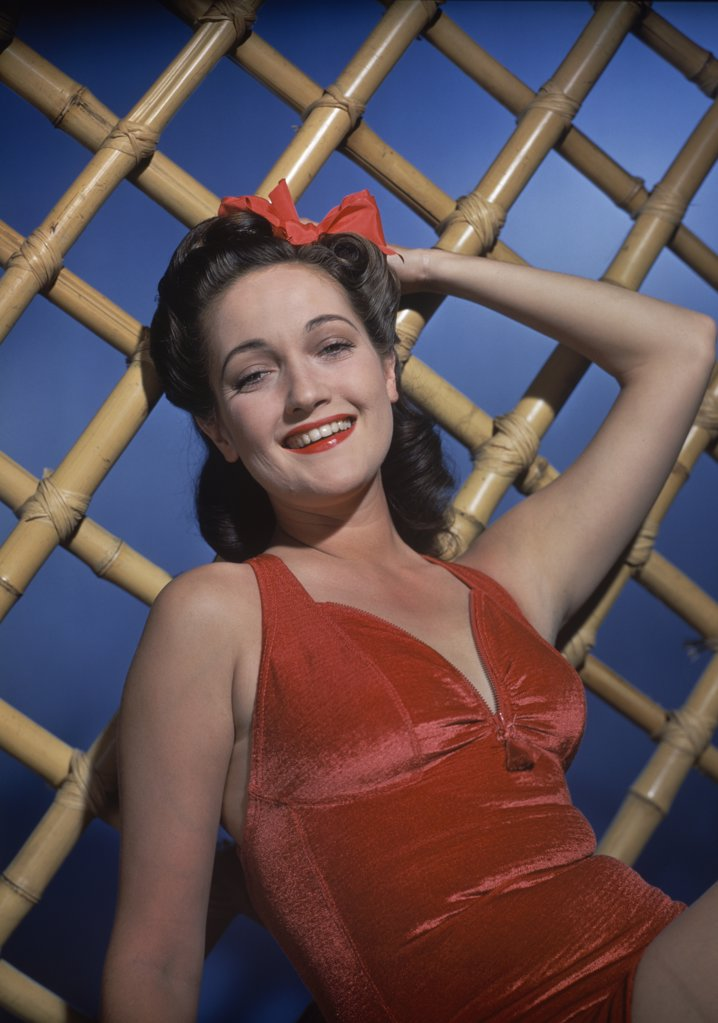 Stock Photo: 252-106 Dorothy Lamour  