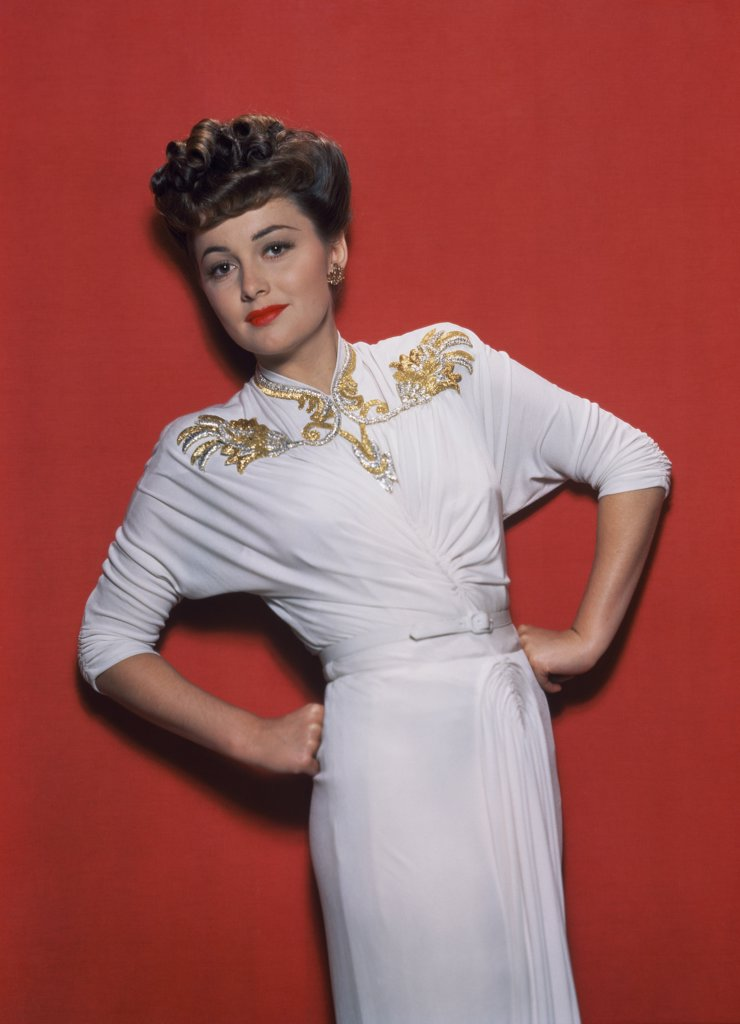Olivia de Havilland Actress (b.1916) : Stock Photo