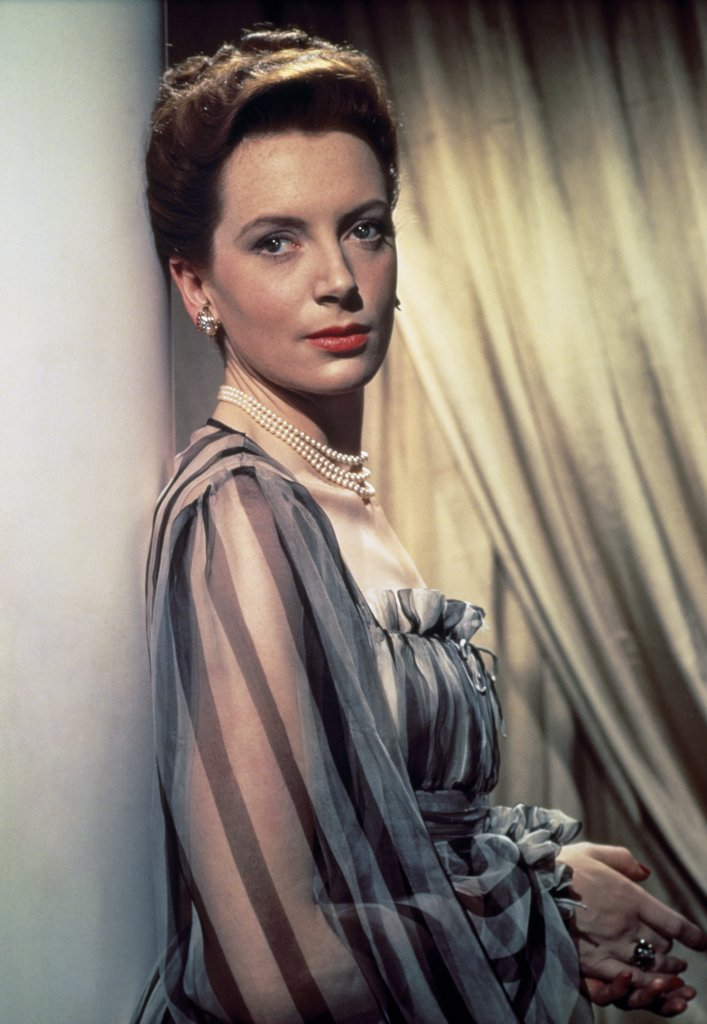 Stock Photo: 252-113 Deborah Kerr  