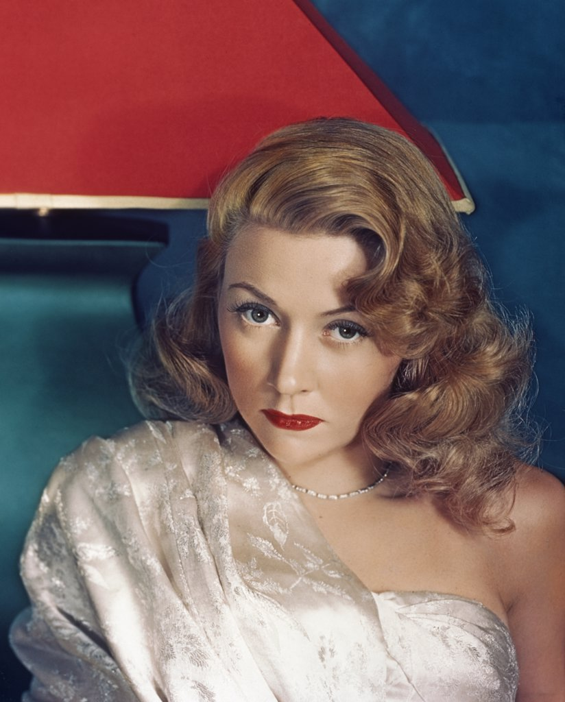 Stock Photo: 252-115 Gloria Grahame  