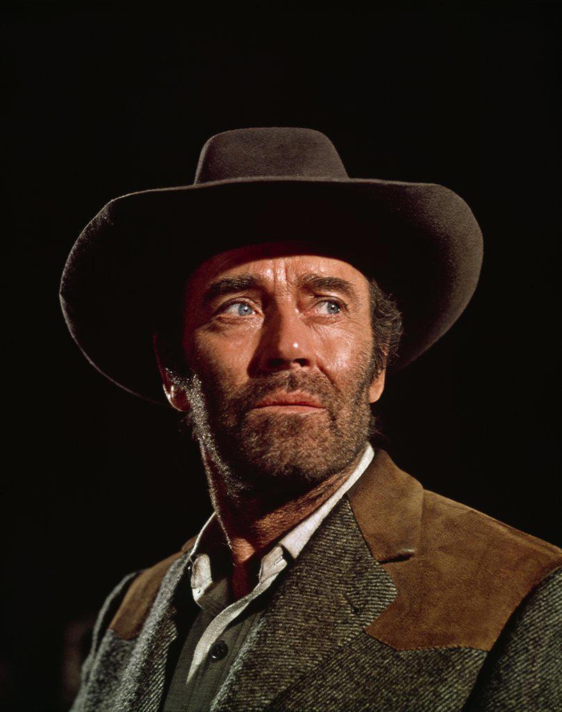 Stock Photo: 252-124 Henry Fonda