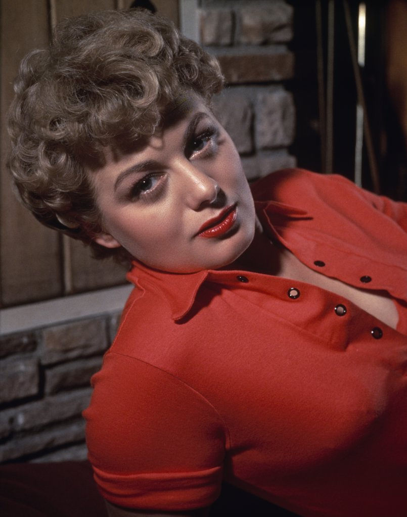Stock Photo: 252-132 Shelley Winters  