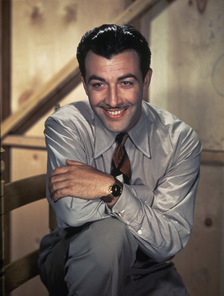 Stock Photo: 252-134 Robert Taylor 