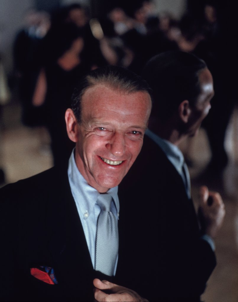Stock Photo: 252-136 Fred Astaire