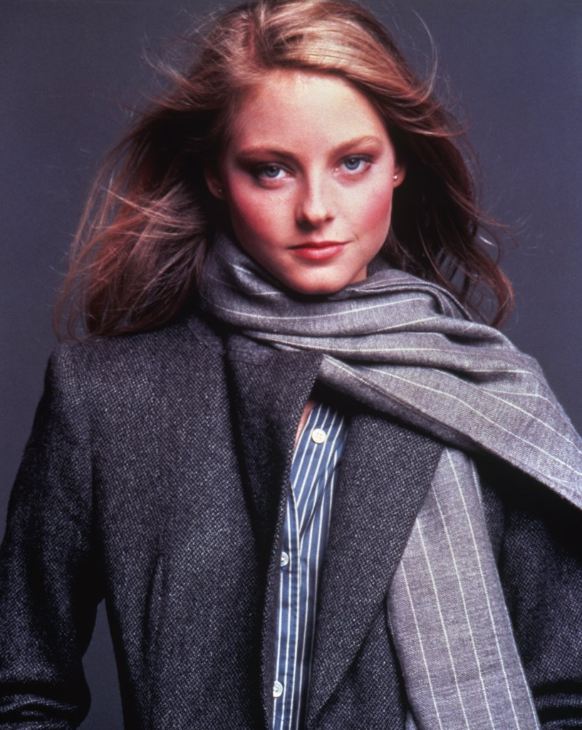 Stock Photo: 252-163 Jodie Foster