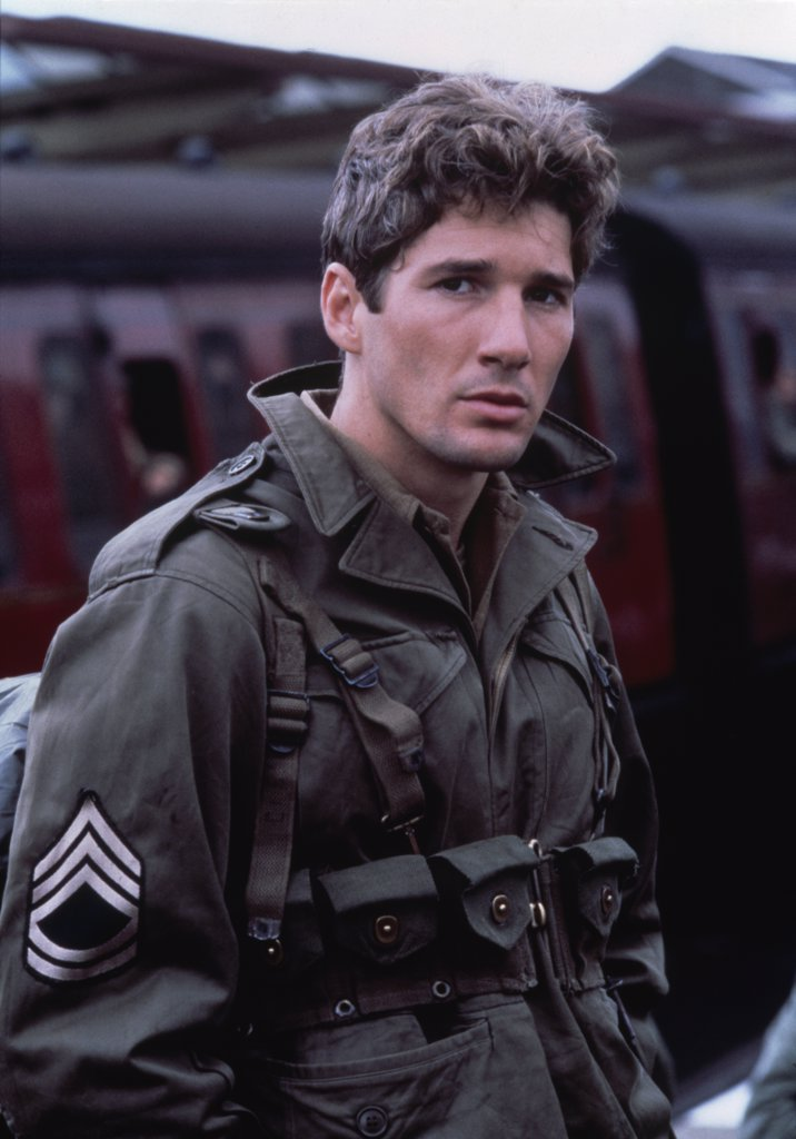 Stock Photo: 252-167 Richard Gere 