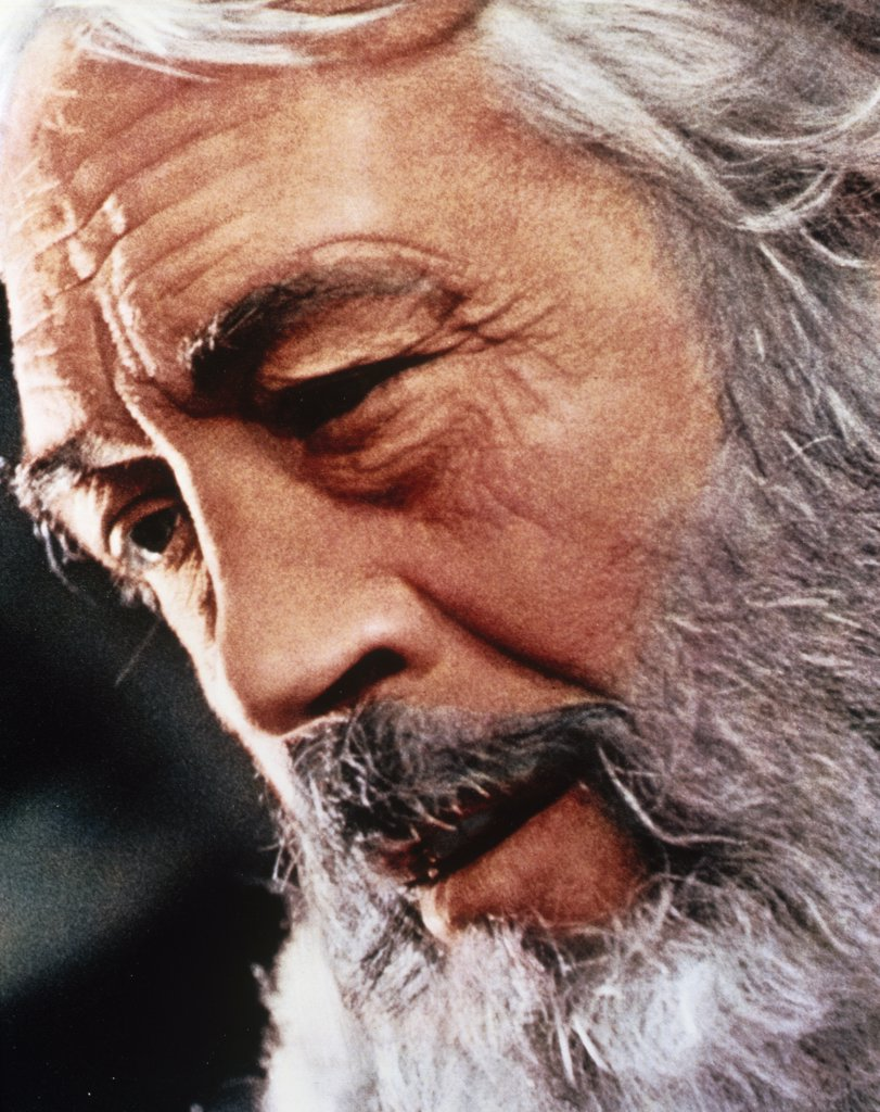Stock Photo: 252-168 John Huston 