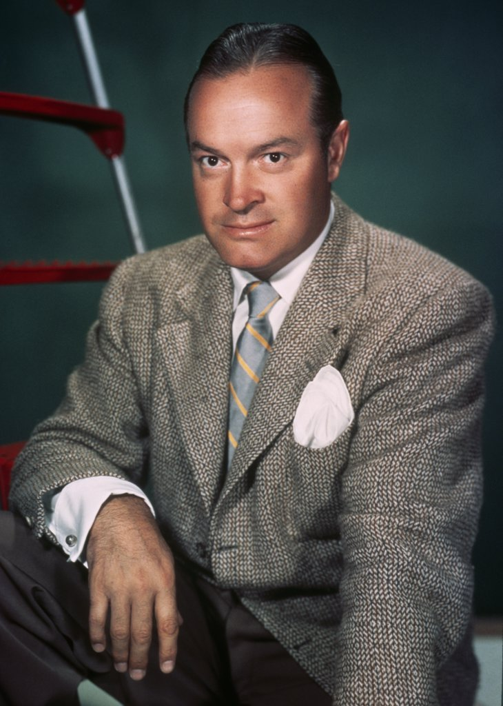 Stock Photo: 252-170 Bob Hope 