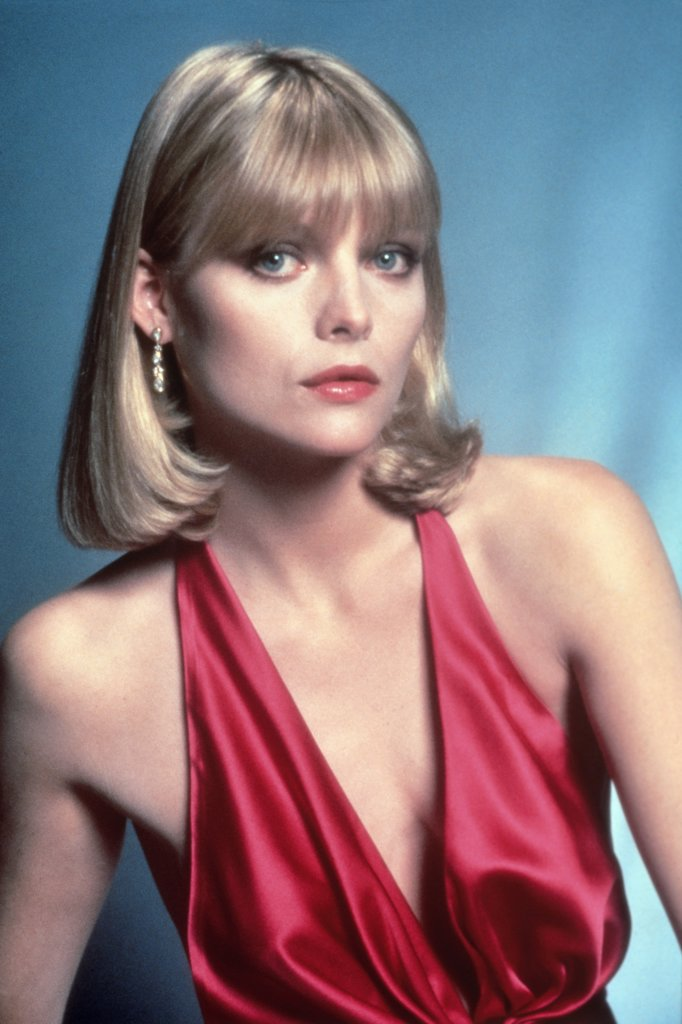 Stock Photo: 252-185 Michelle Pfeiffer  