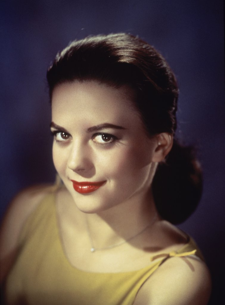 Stock Photo: 252-202 Natalie Wood 