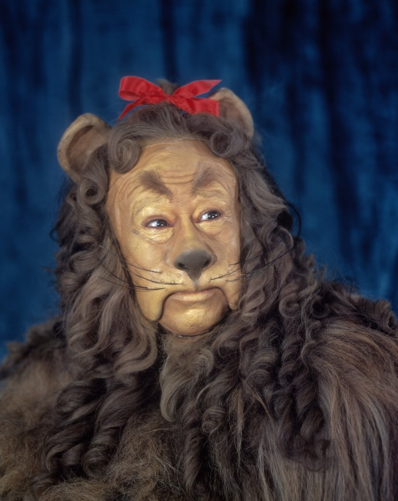 Stock Photo: 252-208 Bert Lahr 