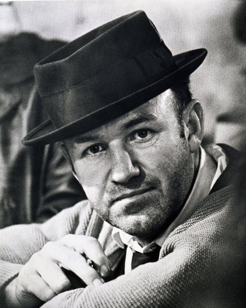 Stock Photo: 252-209 Gene Hackman The French Connection 1971