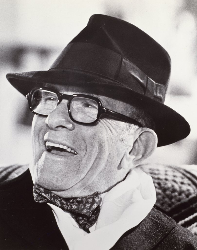 Stock Photo: 252-240 George Burns 