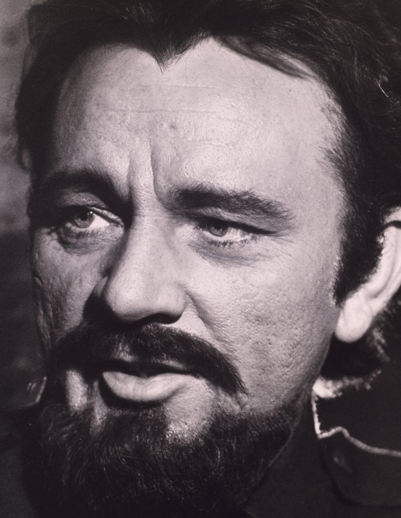 Stock Photo: 252-241 Richard Burton 