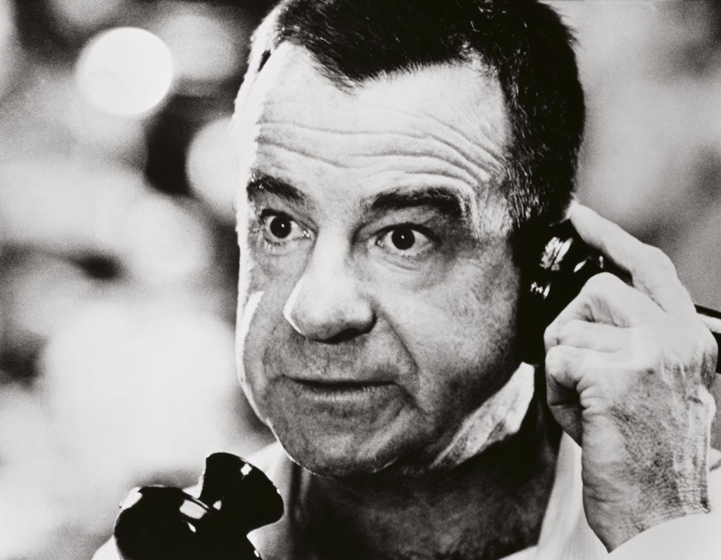 Stock Photo: 252-255 Walter Matthau 