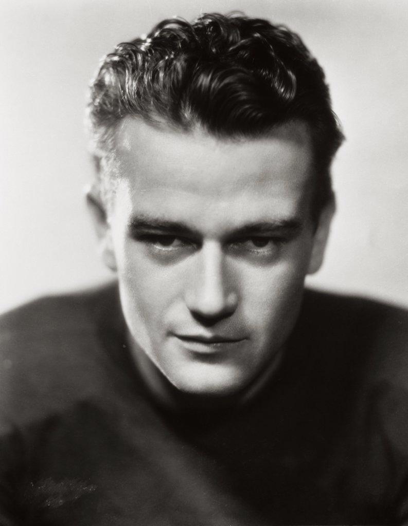 Stock Photo: 252-284 John Wayne  Actor (1907 - 1979)