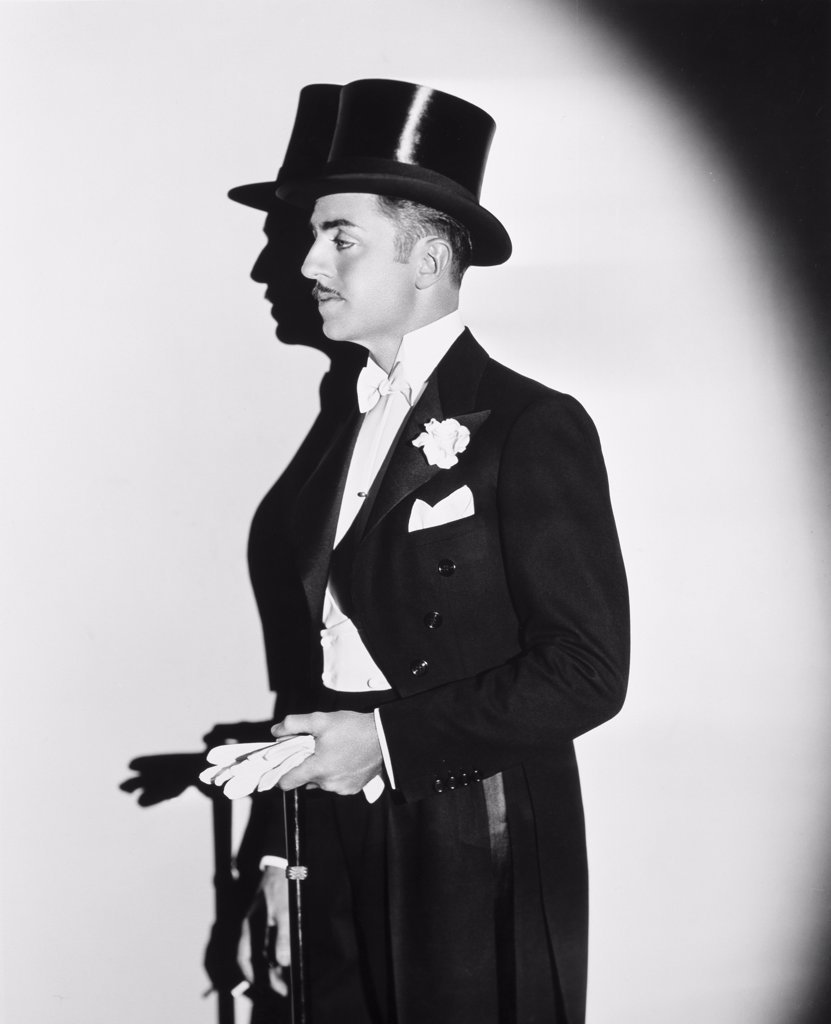 Stock Photo: 252-287 William Powell 