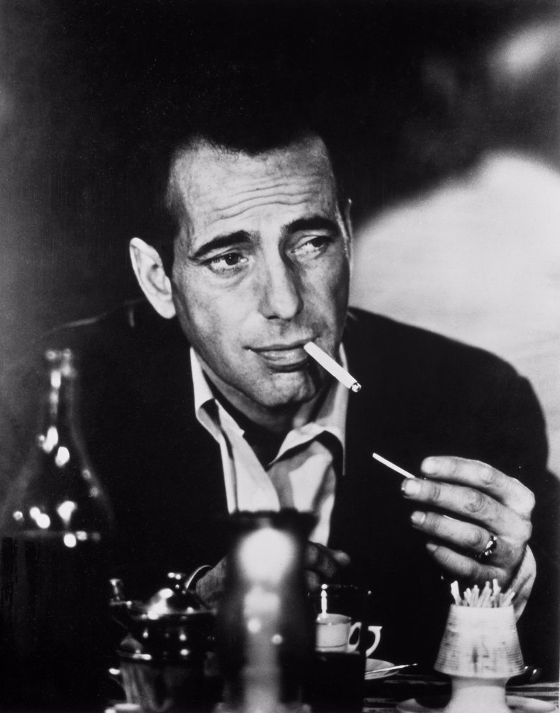 Humphrey Bogart : Stock Photo